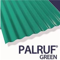 Parlor 101479 Translucent Corrugated Roofing Panel
