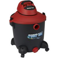 VACUUM WET/DRY W/PUMP 5HP 12G