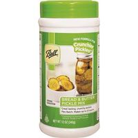 Jarden 72505 Ball Bread and Butter Pickle Mix