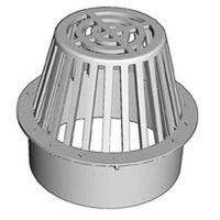 NDS 0663SDG Round Atrium Grate With UV Inhibitor
