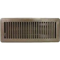 Mintcraft FR01-4X12B Floor Register