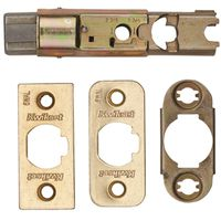 Kwikset 81826-001 6-Way Adjustable Plain Handle Latch