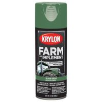 PAINT SPRAY OLIVER GREEN 12OZ