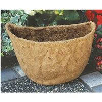 LINER PLANTER COCONUT 15INX9IN