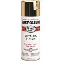 Rustoleum Stops Rust Bright Coat Topcoat Spray Paint