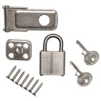 Stanley 399720 Padlock/Hasp Combination