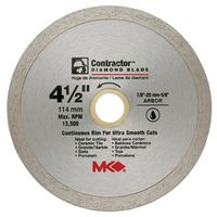 Contractor 167028 Continuous Rim Circular Saw Blade