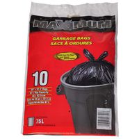 BG GARBAGE 26X32-1/2IN BLK