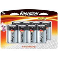 Energizer E95BP-8H Non-Rechargeable Alkaline Battery