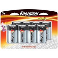Energizer E95BP-8H Non-Rechargeable Alkaline Battery
