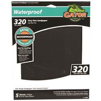 Gator 4473 Waterproof Sanding Sheet