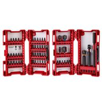 SCREWDRIVER/NUTSETTER SET 55PC