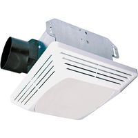 Air King Advantage ASLC50 Decorative Exhaust Fan/Light