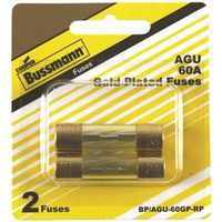 FUSE FAST ACT GOLD PLT 60AMP