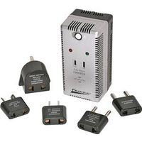 Conair PS200E Travel Smart Voltage Converter/Adapter Sets
