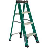 Louisville FS4004 Commercial Step Ladder