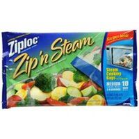 ZIP N STEAM BAG ZIPLOC MEDIUM