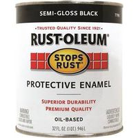Rustoleum Stops Rust Oil Based Rust Preventive Enamel Paint