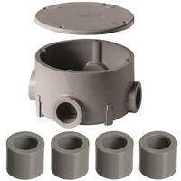 Thomas & Betts E970CDE-CTN Rigid/Non-Metallic Junction Box