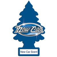 NEW CAR SCENT 3PK LITTLE TREE