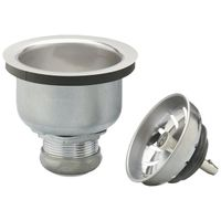 Plumb Pak PP5413 Sink Basket Strainer Assembly