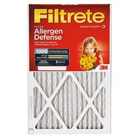 Filtrete 9827DC-6 Micro Allergen Pleated Air Filter
