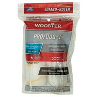 Wooster RR302 PRO/DOO-Z JUMBO-KOTER Shed Resistant Paint Roller Cover