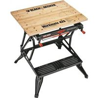 WORKBENCH W/CLAMP HD 550LB