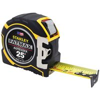 TAPE MEASURE AUTOLOCK 25FT