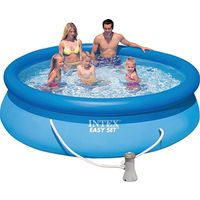 Easy Set 56921EH Deluxe Above Ground Pool