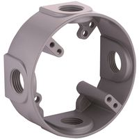 Bell 5363-0 Round Weatherproof Extension Adapter