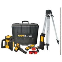 CST Self-Leveling Rotary Laser Level Kit