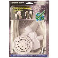Whedon AFP5C Champagne Massage Hand Shower Kit