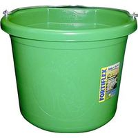 Fortex/Fortiflex FB124GR Flat Side Bucket