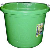 Fortex/Fortiflex FB124GR Flat Side Bucket