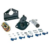 Hopkins 48405 Round Trailer Light Connector Kit