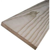 American Wood PLCR1X6-4 4-Sided Sanded Common Board