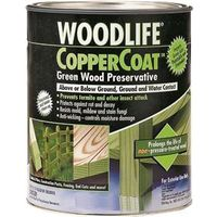Wolman Coppercoat Woodlife Wood Preservative
