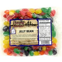 Family Choice 1153 Chewy Jelly Bean Candy