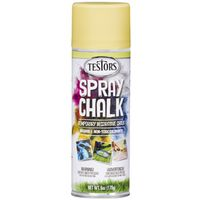 SPRAY CHALK YELLOW 6OZ