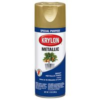 Krylon K05170100 Metallic Spray Paint