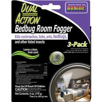 KILLER BEDBUG ROOM FOGGER 3PK