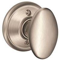 Schlage F170 Siena Egg Decorative Dummy Door Knob