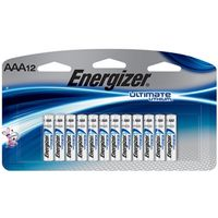 BATTERIES 3AAA 12PACK