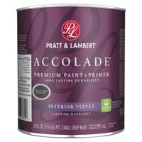 PAINT INTERIOR VELVET DEEP 1QT