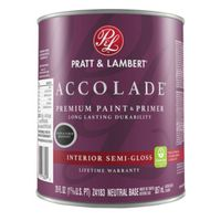 PAINT INTR SEMI GLOSS NEUT 1QT