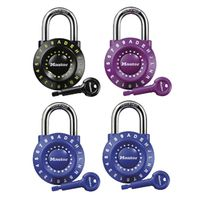 Master Lock 1590D Resettable Combination Padlock