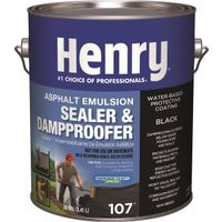 Henry 107 Non-Fibered Asphalt Emulsion Sealer/Dampproofer