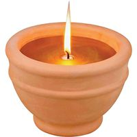 Mintcraft C57655-3L Citronella Candles