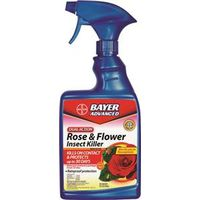 INSECT KILLER DUAL ACTION 24OZ